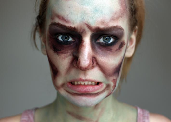 Makeup Ideas » Walking Dead Makeup - Beautiful Makeup Ideas and ...