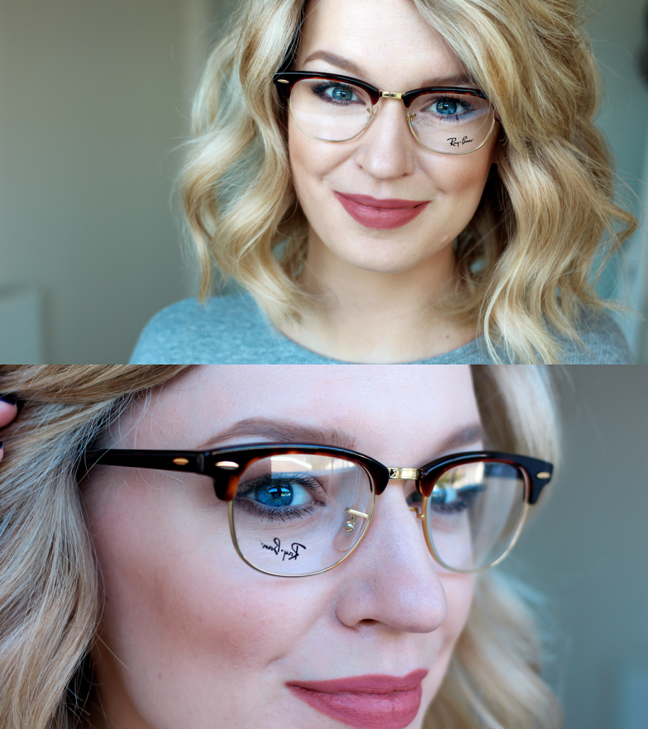 ray bans sunglasses reviews  a beauty blogger reviews the 7 day home trial with glasses direct