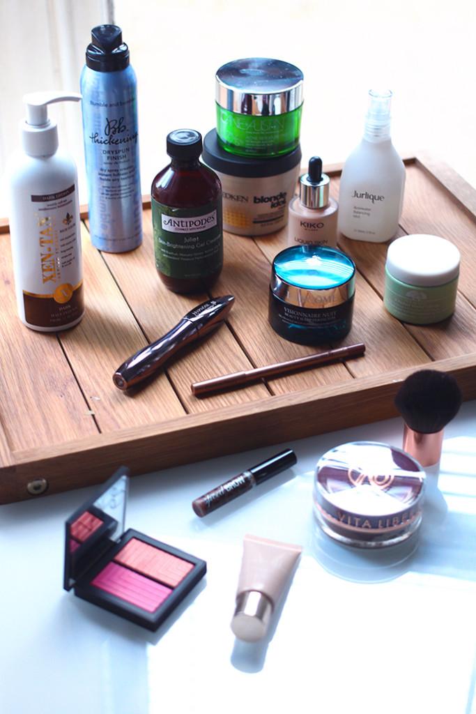 Beauty Blogger Zoe Newlove TOP 15 BEAUTY ROUNDUP 2015 Lancome Origins Nars Charlotte Tilbury
