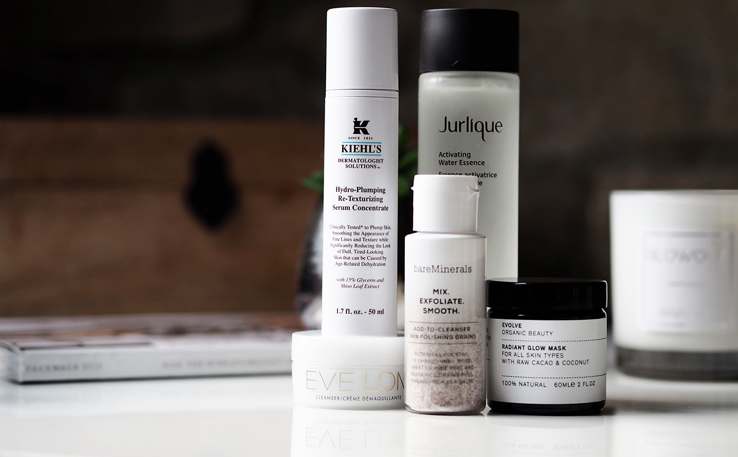 skincare-on-trial-with-kiehls-eve-lom-bare-minerals-jurlique-evolve-zoe-newlove-beauty-blogger