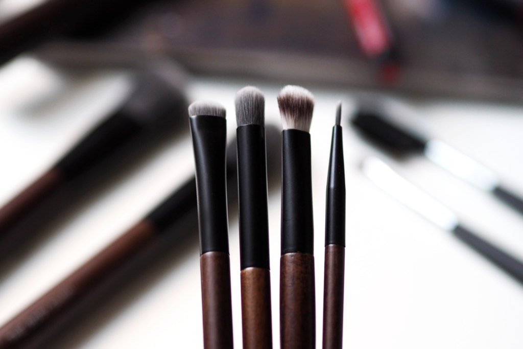 Cleaning Natural Hair Makeup Brushes