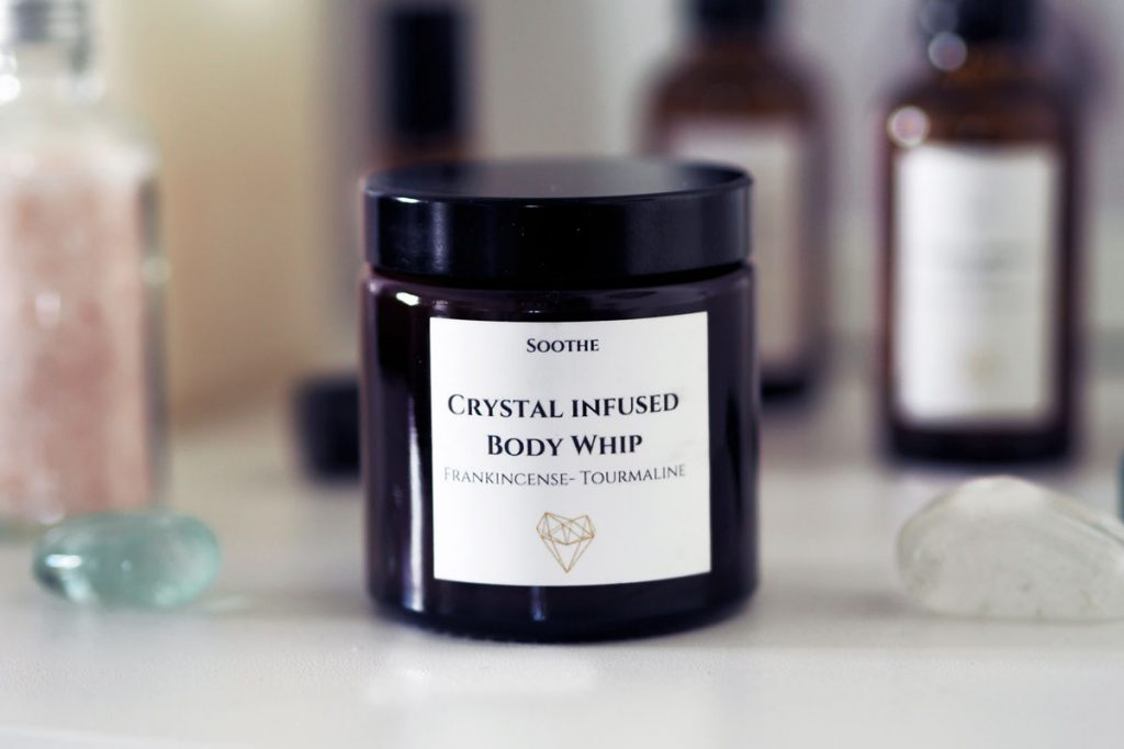heart apothecary crystal infused skincare